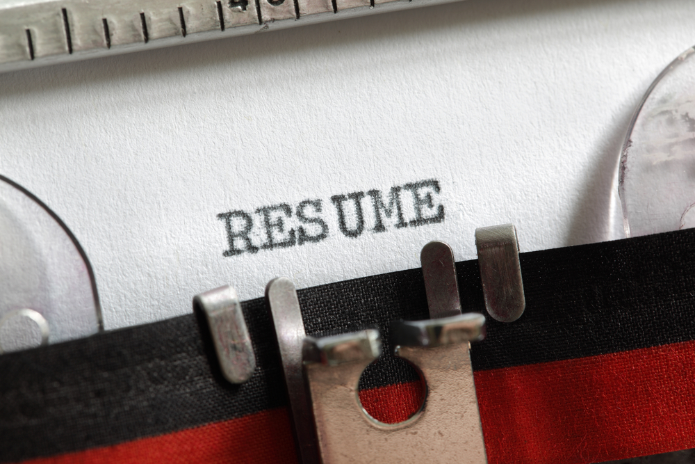 federal resume writing service