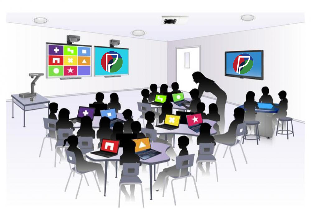 Creating Interactive Learning Spaces