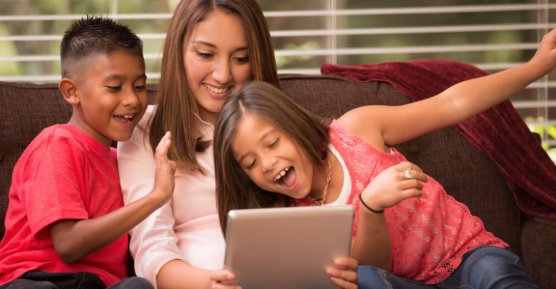 Emotional connections between the parents and children